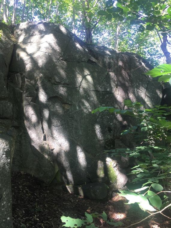 Johannebergsskogen Entré